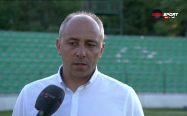 Илиан Илиев: Има още работа в защита, напред нещата са по-добре