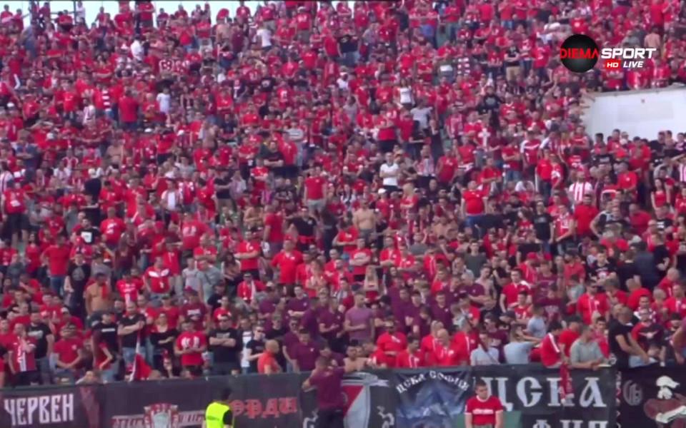 Фенове на ЦСКА и Лудогорец се обединиха за благородна кауза