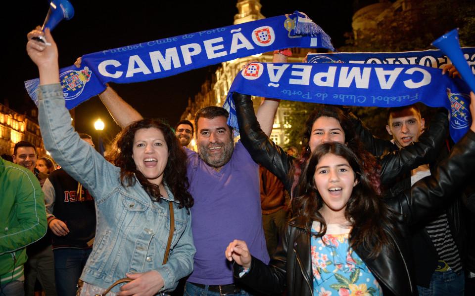 Спортинг и Бенфика направиха Порто шампион