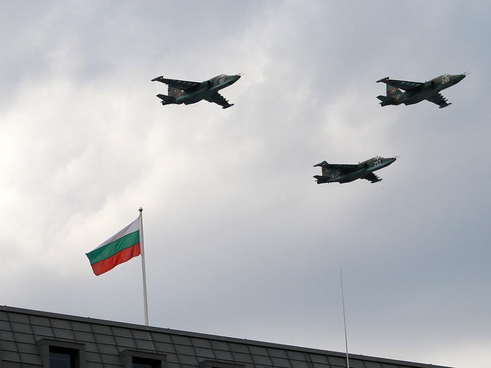 - На Гергьовден отбелязваме Деня на храбростта и празника на Българската армия