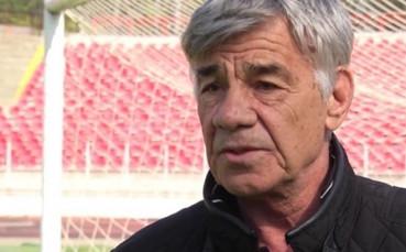 Легенда на ЦСКА страда от дългия период без титла