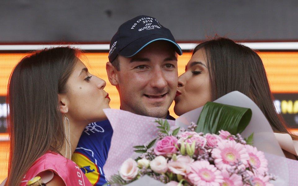 Втора победа за Вивиани в Джирото