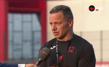 Бившият треньор на Локо Сф започна с победа над Партизан