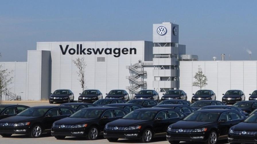 VW гарантира електрическата си инвазия