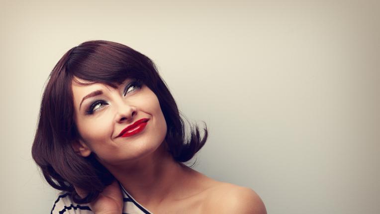 Тънката коса също може да изглежда добре (няколко съвета от опит)
