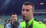 Георги Петков: Ще продължа още една година, тъжно ми е за Левски