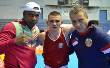 Четири български победи във вечерния съботен сеанс на Странджата