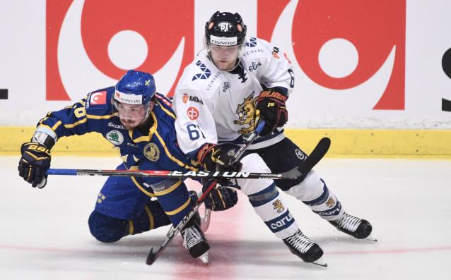 Лидерът в група В Финландия претърпя първо поражение на Световното