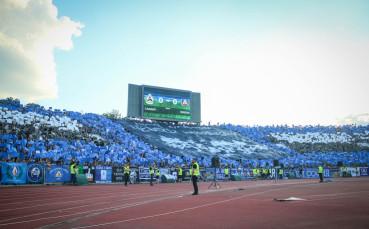 Левски с важно уточнение за билетите за ЦСКА