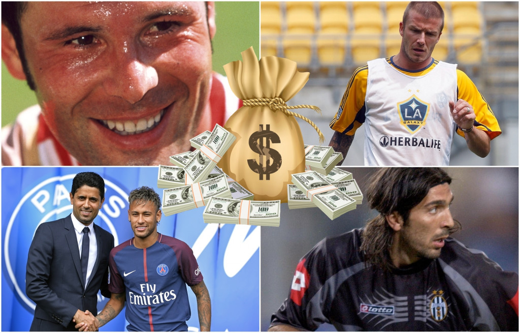 Трансферите, които безвъзвратно промениха футбола<strong> източник: Gulliver/Getty Images, колаж: Gong.bg</strong>