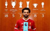 Мо Салах обра най-важните награди в Ливърпул