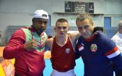 Боксьорът Кирил Русинов стигна финал в Мурсия