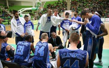 Пловдивският Академик взе американски гард
