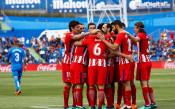 Хетафе - Атлетико Мадрид 0:1<strong> източник: БГНЕС</strong>
