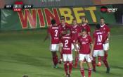 Защитник изведе ЦСКА напред срещу Верея