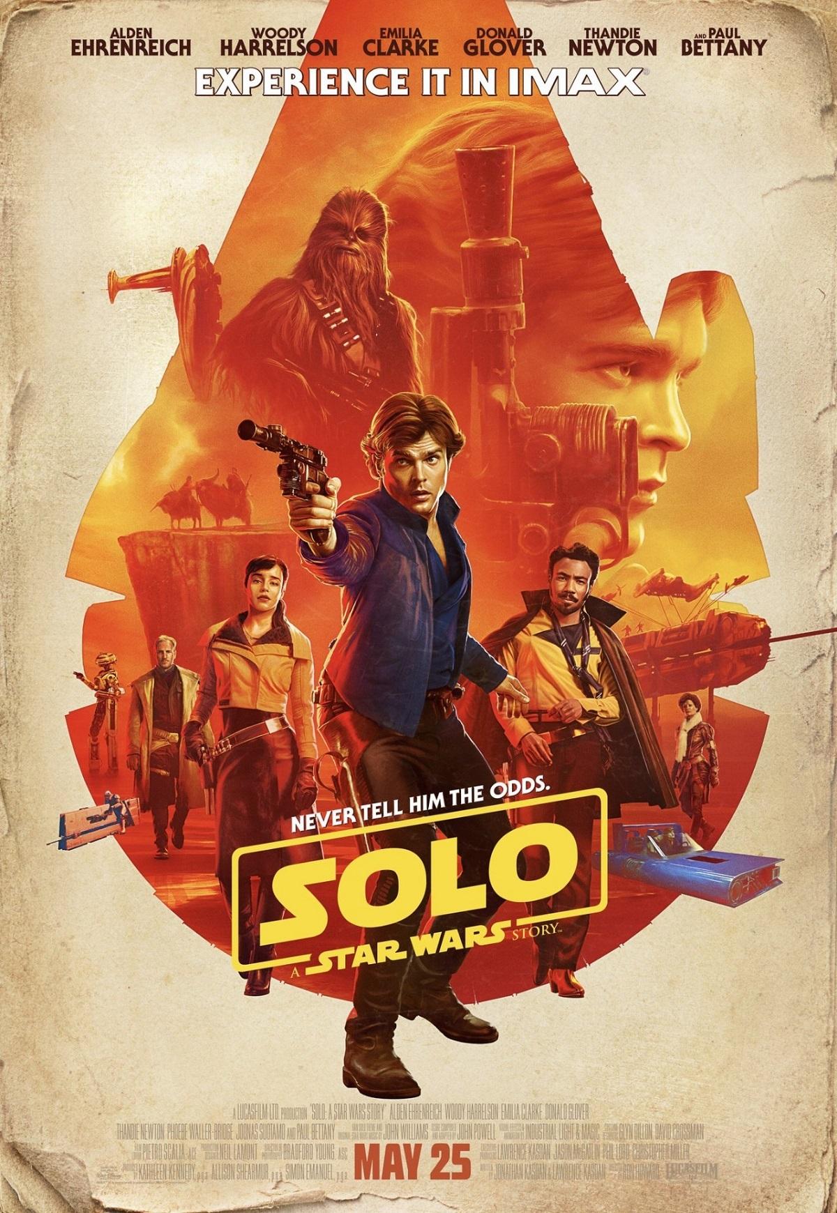 """<br /> 2. Solo: A Star Wars Story / """"Соло: История от Междузвездни войни"""""""