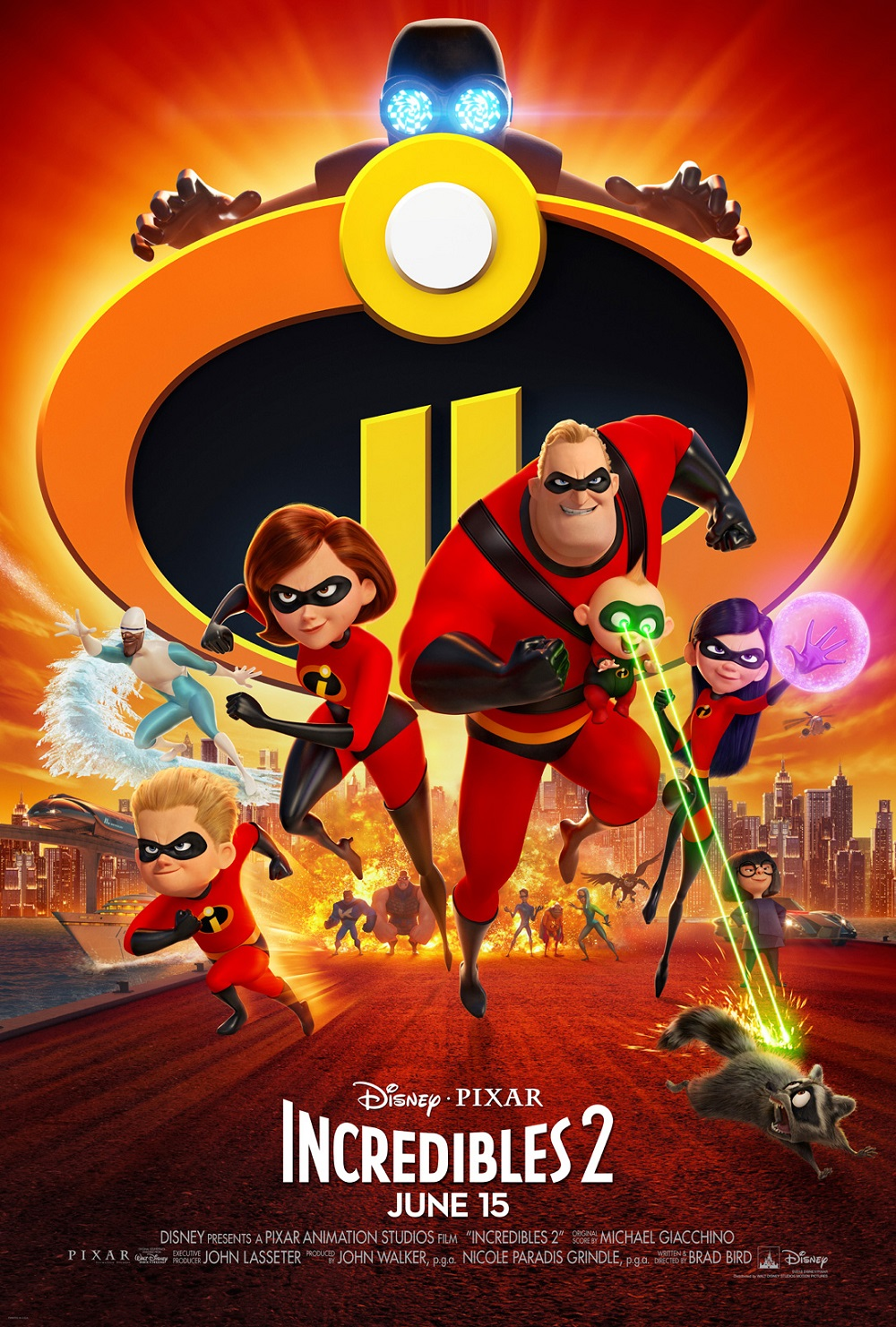 "10. Incredibles 2 / ""Феноменалните 2"""
