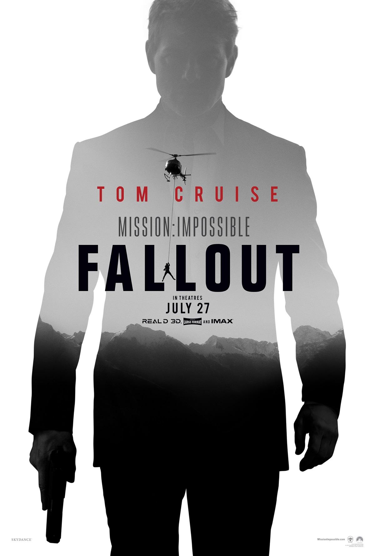 """7. Mission: Impossible – Fallout / """"Мисията невъзможна: Разпад"""""""