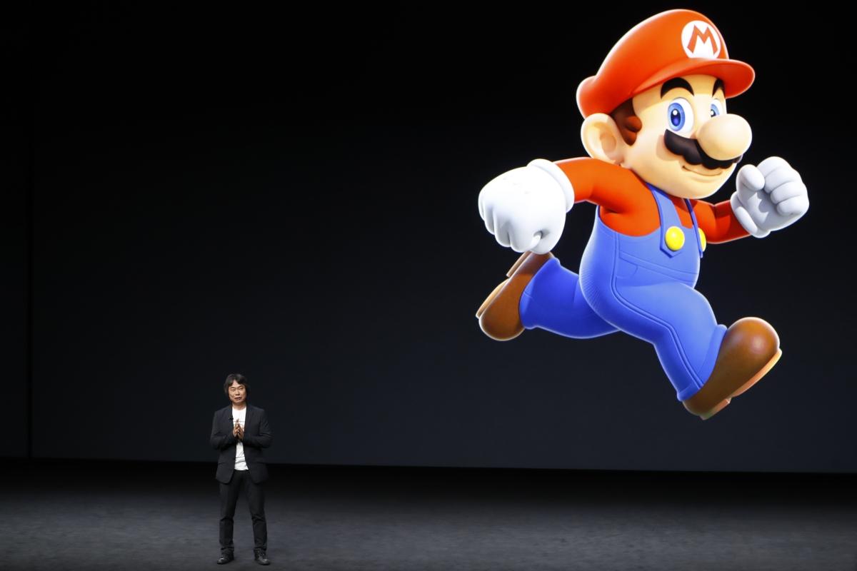 """Всички сме били луди по """"Супер Марио"""". Както и Осама."""