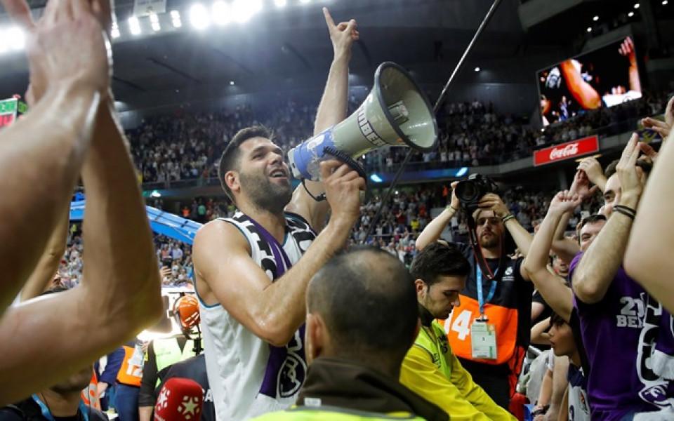 Реал Мадрид е вторият финалист в Евролигата