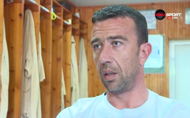 Георги Петков: Защитавам цветовете на Славия, нещата в Левски не стоят добре