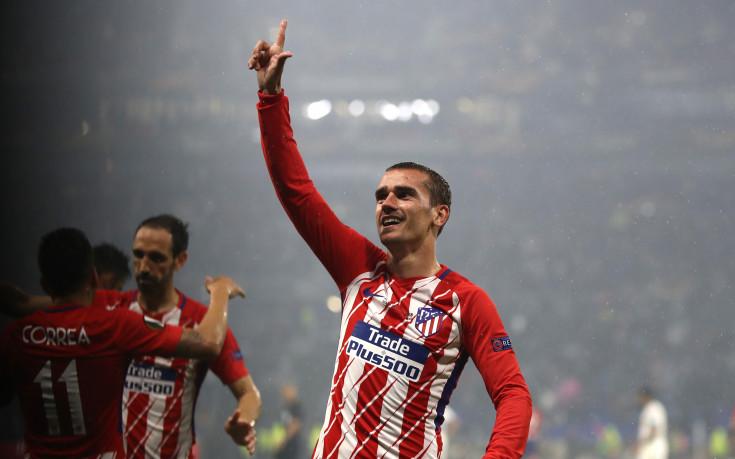 Гризман казал на своите близки, че остава в Атлетико Мадрид