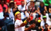 Нишикори: С Григор играхме страхотен тенис