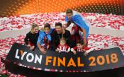 Диего Симеоне със семейството си<strong> източник: Gulliver/GettyImages</strong>