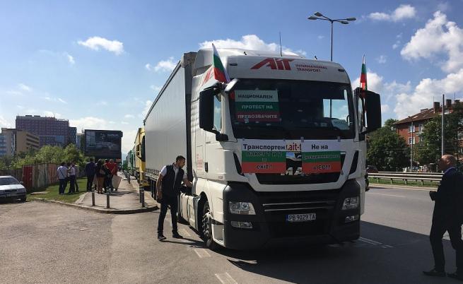 Транспортният бранш се страхува: 120 000 българи без работа, ако приемат