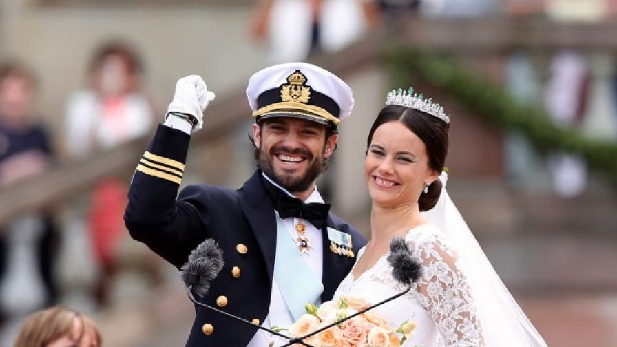 Кралските сватби, за които не знаем много