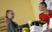 Ансамбълът по художествена гимнастика<strong> източник: LAP.bg, Илиан Телкеджиев</strong>