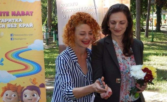 Финалист в ПРОМЯНАТА изгради музикална детска площадка