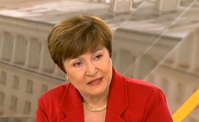 Кристалина Георгиева е европейският кандидат за ръководител на МВФ