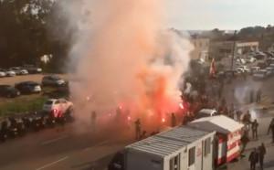 Френската лига потвърди резултата от баража Аячо- Льо Авър, въпреки инцидентите