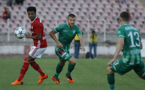 На живо: Берое играе по-добре от ЦСКА, но резултатът е 0:0, следете с Gong.bg