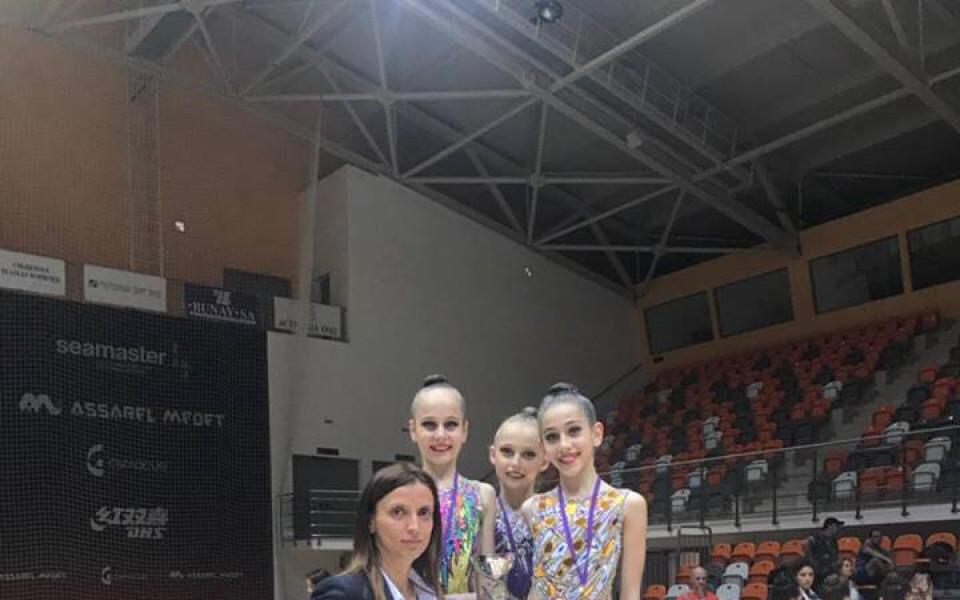 Грациите на Олимпия спечелиха Държавното отборно при девойките младша
