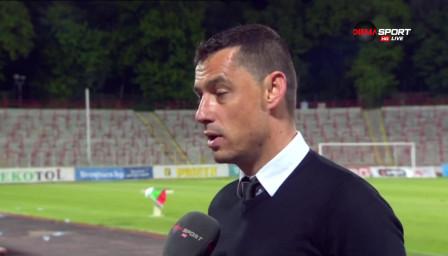 Томаш: Има мачове, които ме топлят, и такива, които ме стряскат