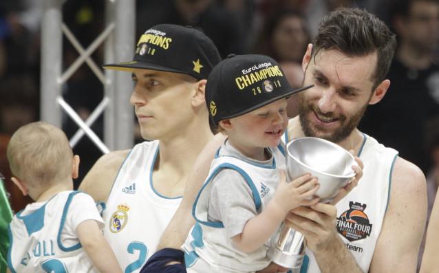 Реал Мадрид победи Фенербахче с 85:80 и спечели баскетболната Евролига