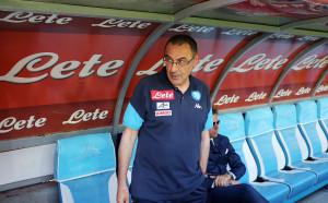 Бос и треньор на Наполи стигнаха дотам, че да общуват чрез медиите