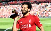 Играч на Ливърпул: Салах те разкатава на тренировка