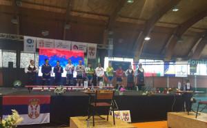България със отборно злато на турнира по щанги в Сърбия