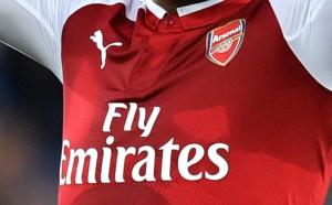 Арсенал представи новите си екипи