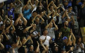 Баскетболният Левски с глоба след първия мач с Балкан
