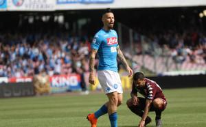 Хамшик призна, че може да напусне Наполи