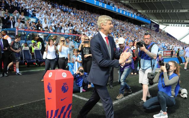 Бившият мениджър на Арсенал Арсен Венгер даде специално интервю пред