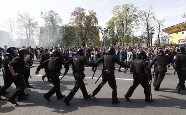 Руските власти няма да допуснат масови сбивания между фенове на