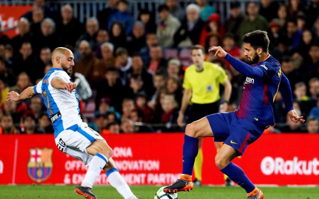 Полузащитникът на Барселона Андре Гомеш по всичко изглежда, че ще