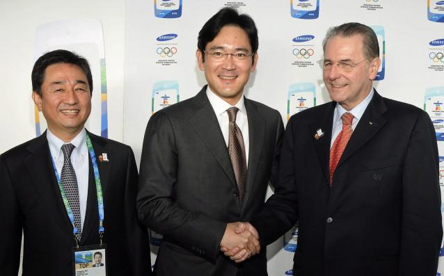 Президентът на Международния олимпийски комитет (МОК) в периода 2001-2013 г.