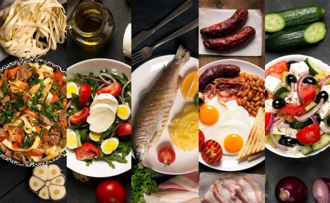 5 лесни рецепти с яйца за вечеря