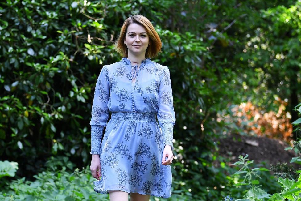 """- Дъщерята на бившия шпионин Сергей Скрипал, Юлия отказа помощ от руското посолство във Великобритания, като съобщи това чрез заявление пред """"Ройтерс""""."""